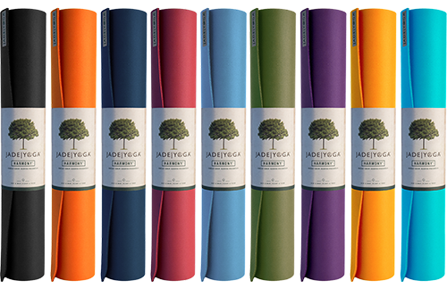 Jadeyoga Canada The Best Eco Friendly Yoga Mats