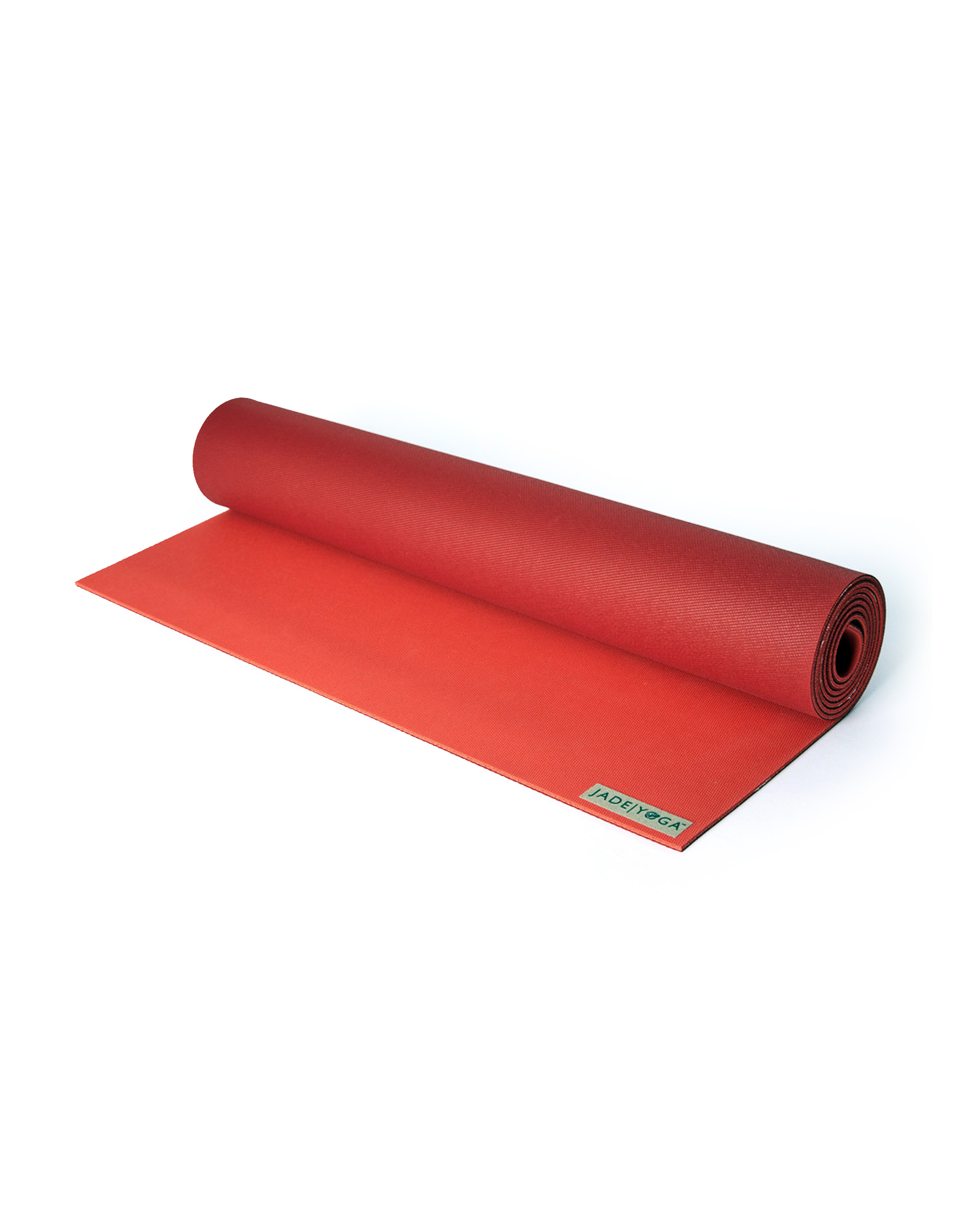 slip yoga mat friendly harmony professional mats wide non eco exercise daway tpe workout pin thick jade